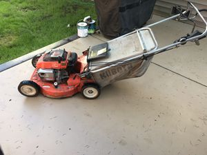 Kubota 5 HP Lawn Mower Turbo Suction for Sale in Kent, WA