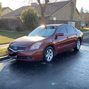 2007 Nissan Altima Hybrid for Sale in Turlock, CA