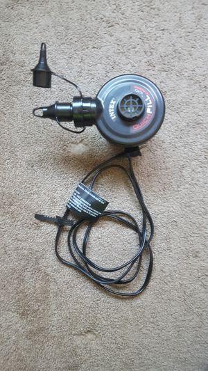 Intex quick fill AC electric pump for Sale in El Cajon, CA