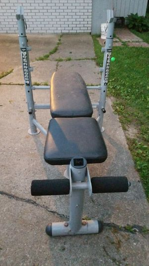 Impex powerhouse weight bench for Sale in OH, US