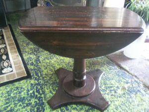 Vintage drop leaf table for Sale in Little Rock, AR