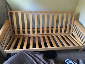 Futon bed frame for Sale in Aptos, CA
