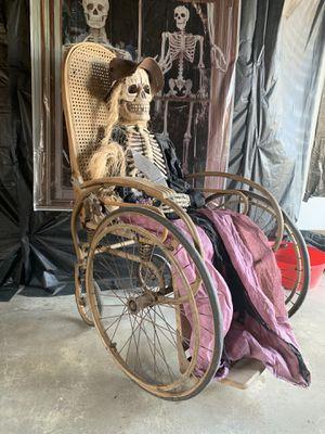 Antique Colsonarie Wheelchair for Sale in Clovis, CA