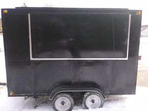 Enclosed Trailer / Food Trailer / Concession Trailer for Sale in Big Rock, IL