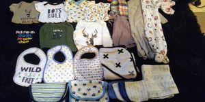 Baby boy clothes, shoes, etc for Sale in Sulphur, LA