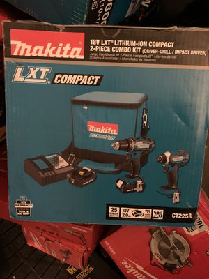 Makita set for Sale in Allentown, PA