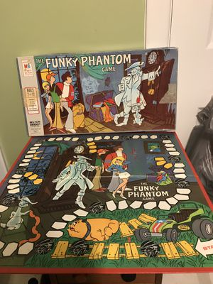 Used, 1971 Vintage The Funky Phantom Game for Sale for sale  Pawtucket, RI