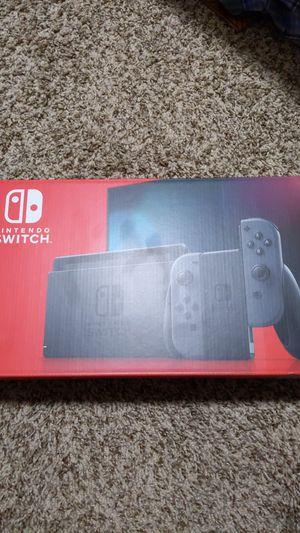 Nintendo switch gray for Sale in Las Vegas, NV