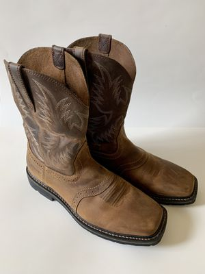 Ariat Sierra Wide Square Toe Work Boot Mens size 14EE for Sale in Englewood, CO