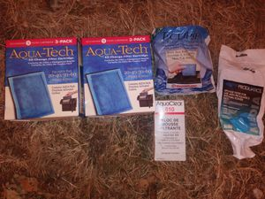 Fish tank supplies for Sale in Tacoma, WA