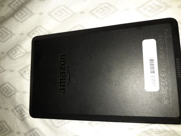 Amazon Fire Tablet / Color (Black)