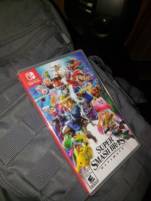 Super smash bros for Sale in Pomona, CA