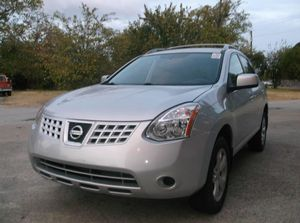 2009 Nissan Rogue S Crossover 4dr Miles: 44,300 for Sale in Garland, TX
