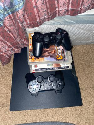 USED PS3 & GAMES (no cords) for Sale in District Heights, MD