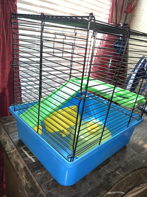 Hamster/Bunny Cage for Sale in Dinuba, CA