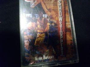Kobe bryant showstopper card for Sale in El Monte, CA