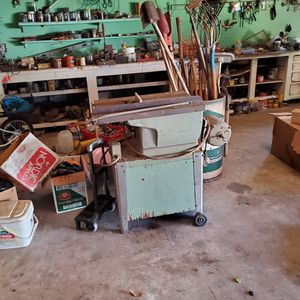 Very old table saw for Sale in Palm Harbor, FL