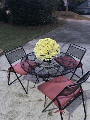Outdoor Patio furniture for Sale in Marietta, GA