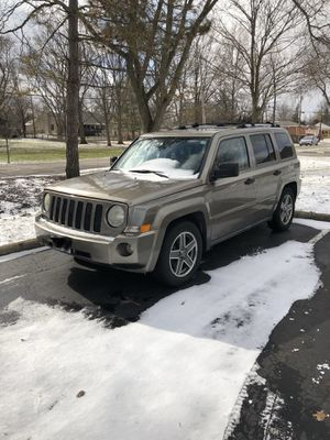 2007 Jeep Patriot for Sale in Marysville, OH