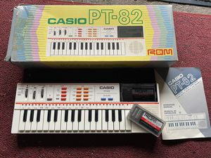 Casio pt-82 for Sale in Battle Creek, MI