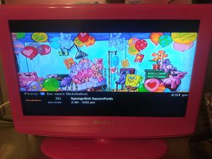 32 inch Pink TV 📺 for Sale in St. Petersburg, FL