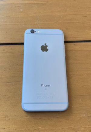 iPhone 6s - 128GB - AT&T - Like New Condition - $135 Firm - No Delivery for Sale in Villa Park, CA