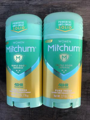 Deodorant Mitchum 2 X 5 for Sale in Garden Grove, CA