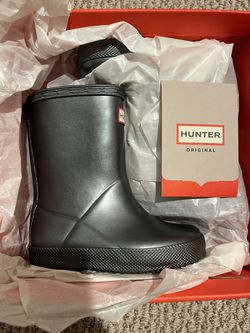 Hunter Toddler Rain Boot for Sale in Pasadena,  CA