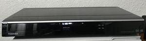 TOSHIBA DVD RECORDER w/Remote ($134 value) for Sale in Canton, MI