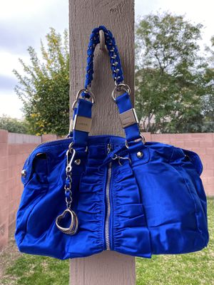 Bebe satchel blue for Sale in Phoenix, AZ
