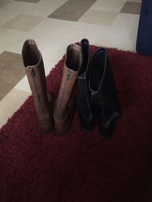 Zip Up Boots for Sale in Farmville, VA