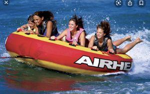 Airhead towable tube boat towable for Sale in Phoenix, AZ