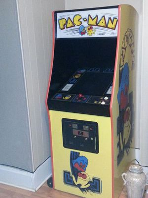 Pacman Arcade Game Real Coin Operated for Sale in Pittsburgh, PA
