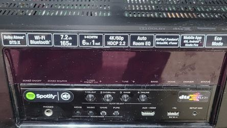 denon avr-s710w 7.2-Channel Receiver with Wi-Fi, Bluetooth, AirPlay, and Dolby Atmos for Sale in San Jose,  CA