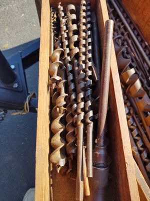 Auger and drill bits for Sale in Chesapeake, VA
