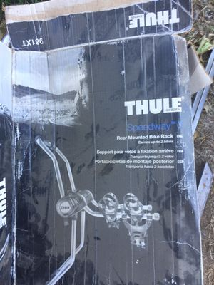 Thule bike rack for Sale in Riverside, CA