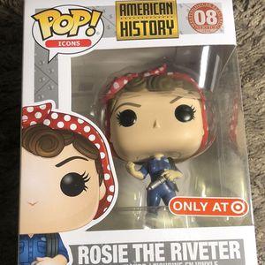 Rosie The Riveter Funko Pop for Sale in Anaheim, CA