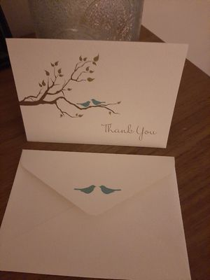 Thank you cards for Sale in Altamonte Springs, FL