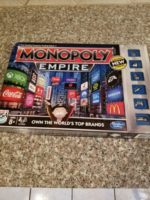 Monopoly game for Sale in Monroe, LA