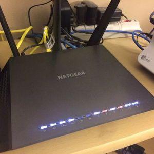 Netgear Nighthawk AC1750 WiFi Router Works Great for Sale in Modesto, CA