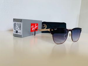 New Ray-Ban Clubmaster Blaze for Sale in Industry, CA