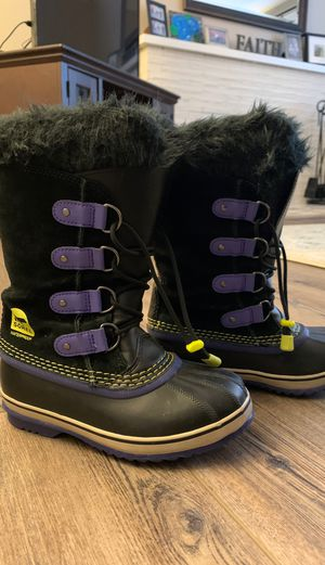 Girls Sorel Boots for Sale in Spokane, WA