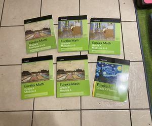 Kindergarten Math Workbooks for Sale in Montclair, CA