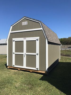 10x16 Barn Shed for Sale in Tampa, FL