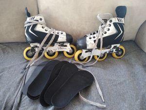 Alkali Labeda hockey skates for Sale in Covina, CA