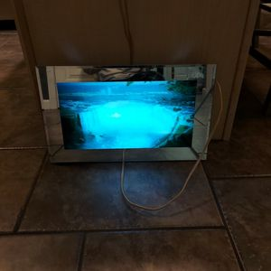 Vintage lite up motion mirror waterfall with sound for Sale in Scranton, PA