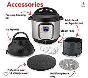 Instant Pot Duo Crisp + Air Fryer for Sale in Encinitas, CA