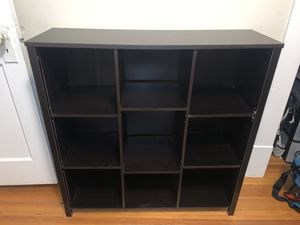 9-Cube shelf Organizer for Sale in Lynchburg, VA