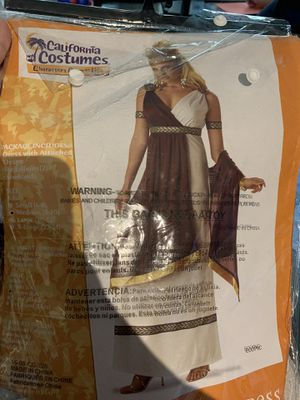 Ladies roman costume for Sale in Frederick, MD