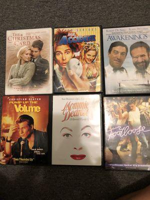 DVDs for sale for Sale in Edinburg, VA